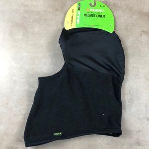 Used, Polartec Micro Fleece Helmet Liner NWTNWT for sale